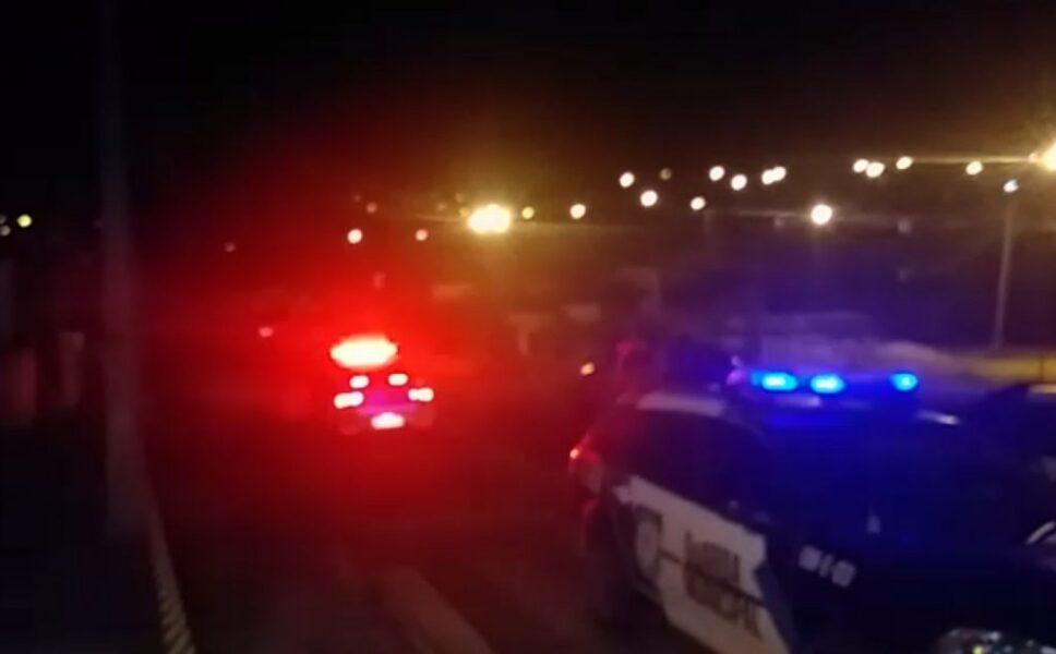 Após confusão, homem armado de facão morre após tentar matar morador em Campina Grande do Sul