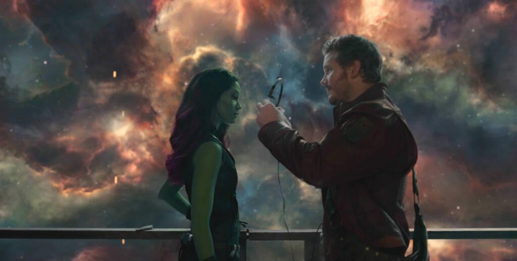 James Gunn divulga playlist com músicas não usadas em Guardiões da Galáxia