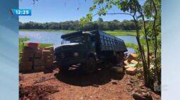 Operação Hórus: Carregamento avaliado em R$ 1 milhão é apreendido em Guaíra