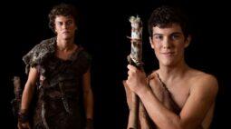 Eduardo Speroni e Caio Manhente vivem Caim e Abel em Gênesis, nova novela da Record