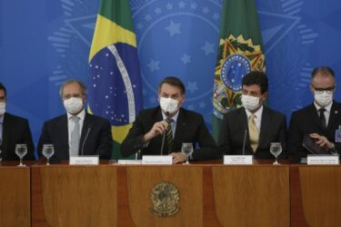 Medidas de polícia administrativa firmes nas fronteiras e aeroportos contra o coronavírus