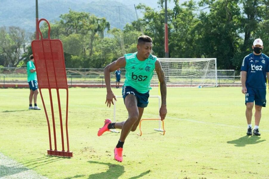 Elenco do Flamengo não treina neste fim de semana