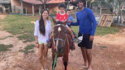 Sandro conta sobre período de isolamento e projeta retorno dos treinos no Goiás