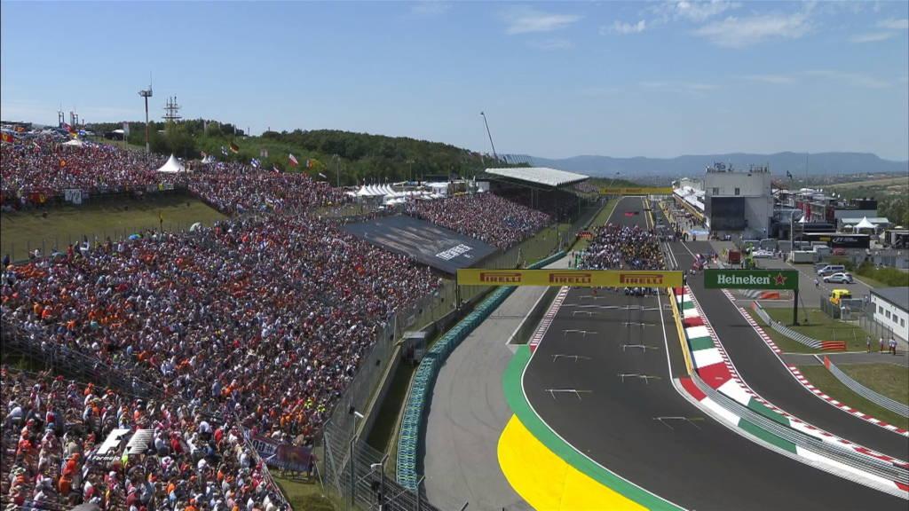 Governo da Hungria anuncia que GP de F1 não será realizado até 15 de agosto