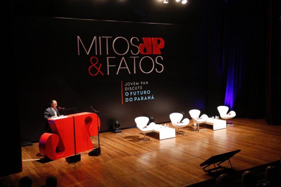 Assista o primeiro Fórum Mitos & Fatos Paraná realizado nesta quinta (29)
