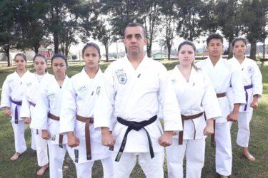 Alunos de Projeto Social da FRG ganham medalhas em Campeonato Brasileiro de Karatê