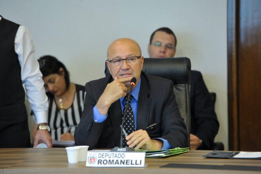 Romanelli quer criar estatal para gerir pedágios no Paraná
