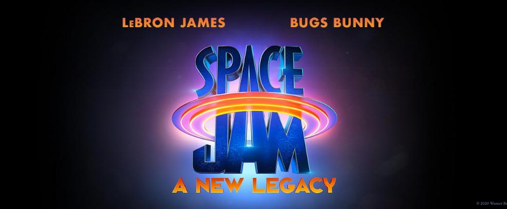 Sequência de Space Jam ganha título e logo