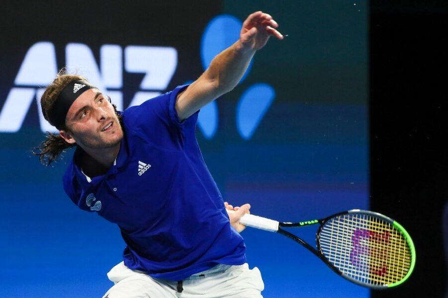 Tsitsipas vence na ATP Cup, mas não evita eliminação da Grécia