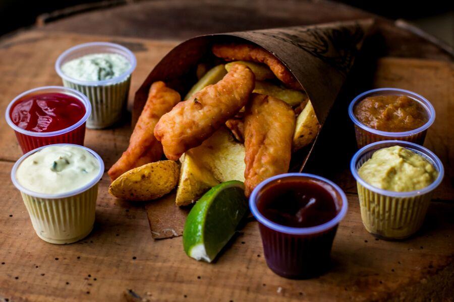Rede curitibana de fish & chips anuncia unidade em São Paulo