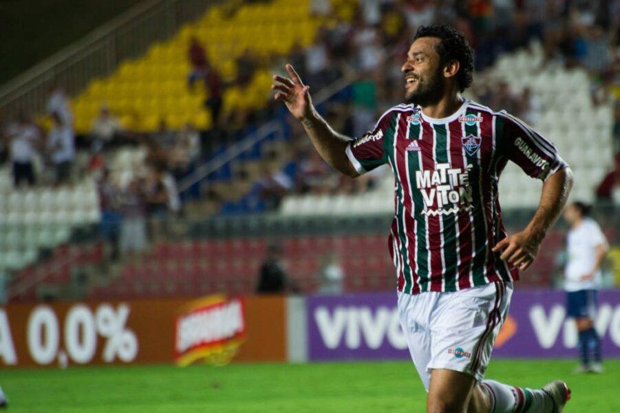 Fred só deve ser anunciado no Fluminense em março