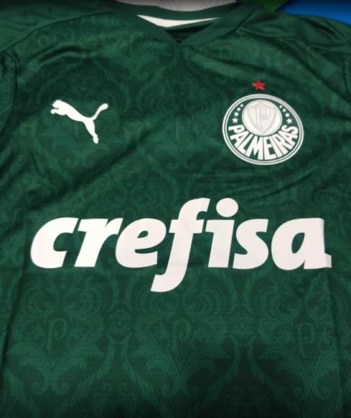"""""""Uma camisa com história"""": veja suposto novo uniforme do Palmeiras"""