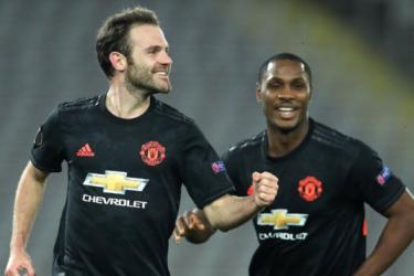 Manchester United goleia LASK e encaminha classificação na Liga Europa