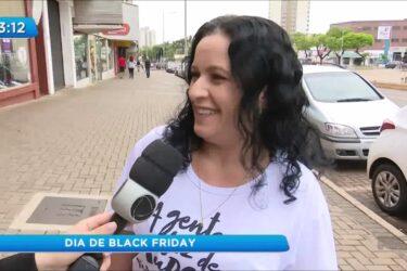 Black Friday aquece comércio no oeste do Paraná