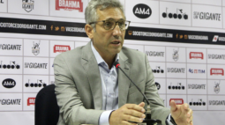Vasco cancela reapresentação do elenco