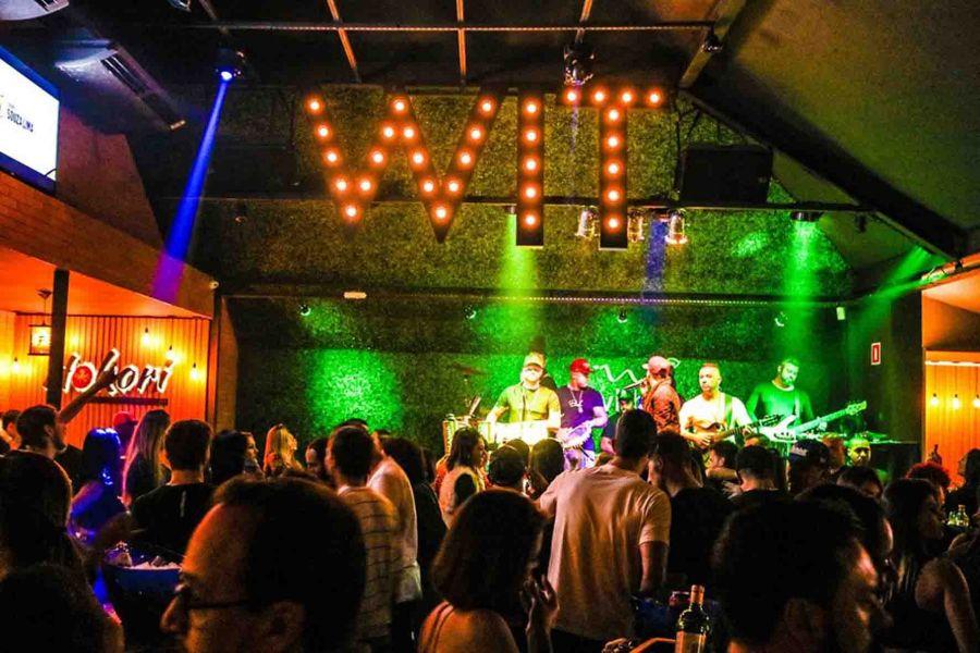 Pós-Carnaval do Wit Bar mantém agito durante a semana