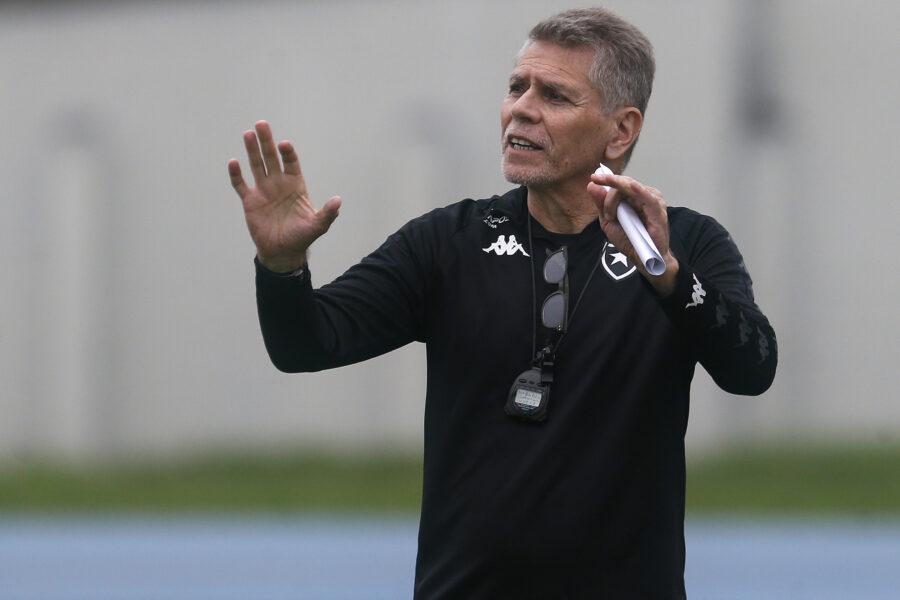 Autuori critica maratona de jogos do Botafogo