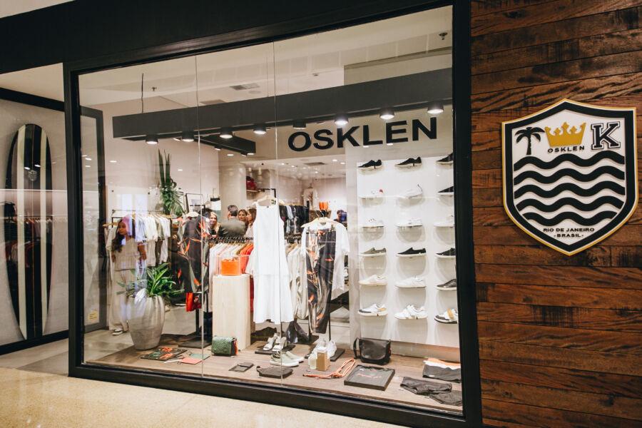 Osklen Curitiba reabre suas lojas para atendimento ao público