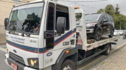 Setran guincha 100 veículos com grandes débitos