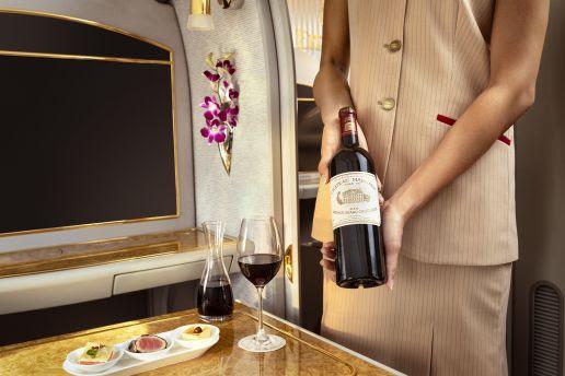 Experiência de luxo: Emirates recebeu (mais um) super prêmio