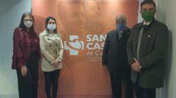 Santa Casa completa 140 anos e ganha apoio do LIDE Paraná