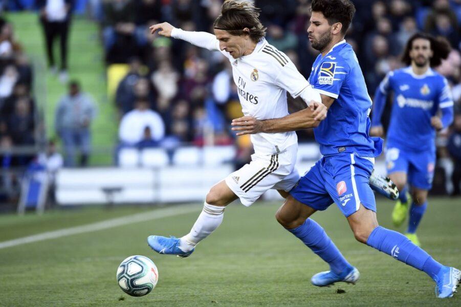 Confira fotos de Getafe x Real Madrid pelo Campeonato Espanhol