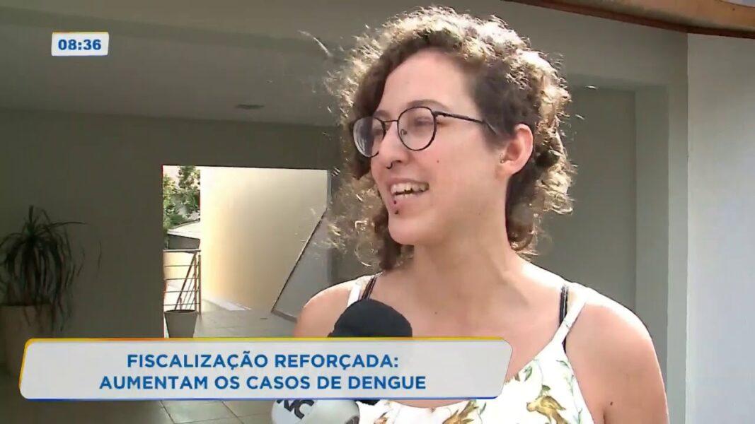 Agentes de saúde reforçam medidas necessárias para cuidar da Dengue