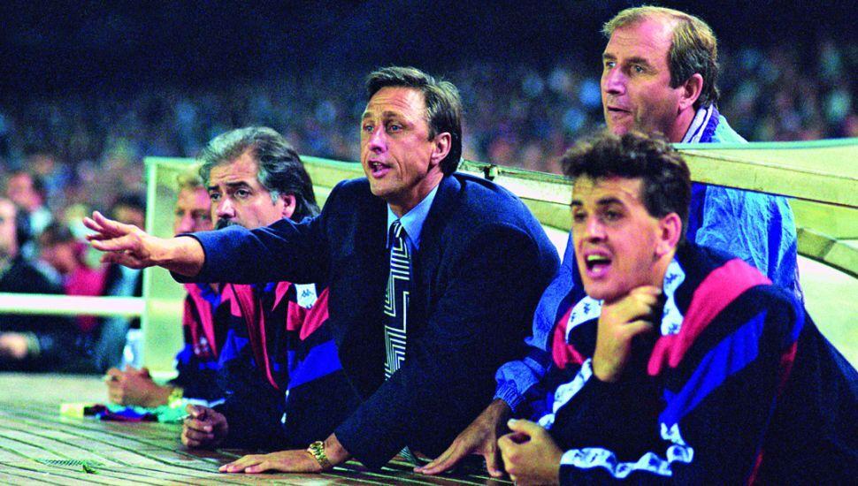 Conheça a históra de Johan Cruyff e do histórico Barcelona dos anos 90