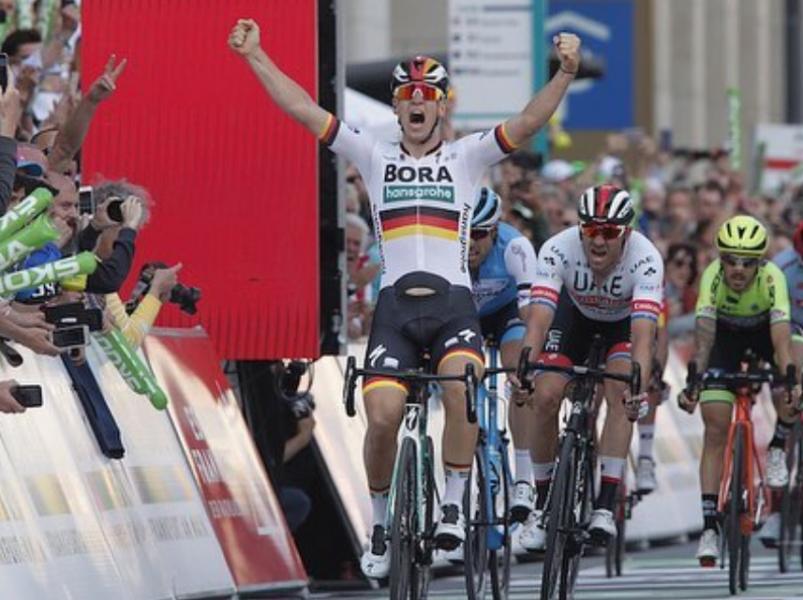 Volta à Alemanha de ciclismo é cancelada devido ao coronavírus
