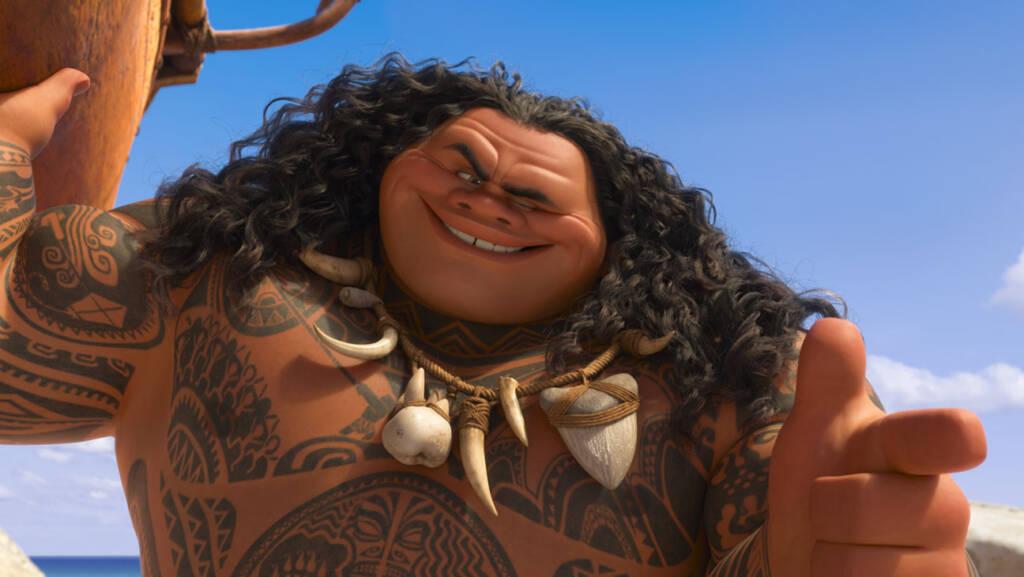 Moana – The Rock canta para convencer filha de que é Maui em vídeo; veja