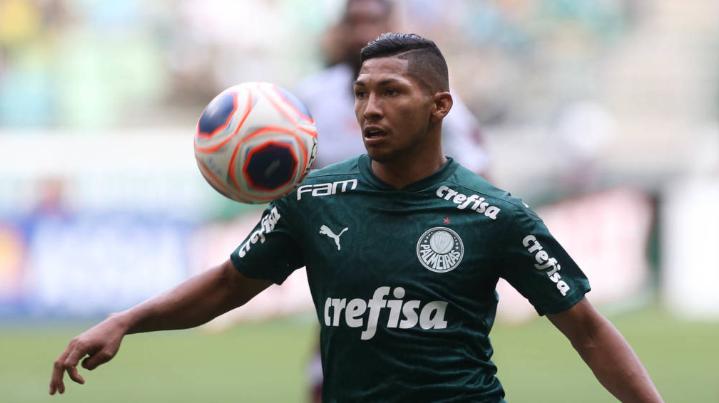 Rony fala sobre adaptação no Palmeiras e sonha com Seleção Brasileira