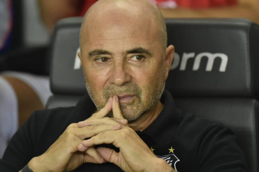 Ex-Santos, Sampaoli pode assumir seleção sul-americana