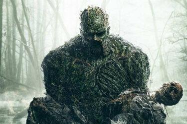 'Swamp Thing' ganha novo cartaz assustador com a criatura da série