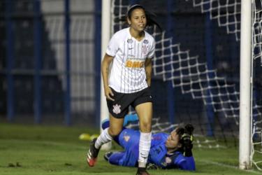 Corinthians vence Audax e mantém 100% no Brasileiro Feminino
