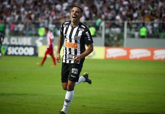 David Terans já acertou sua saída do Atlético-MG, segundo jornal