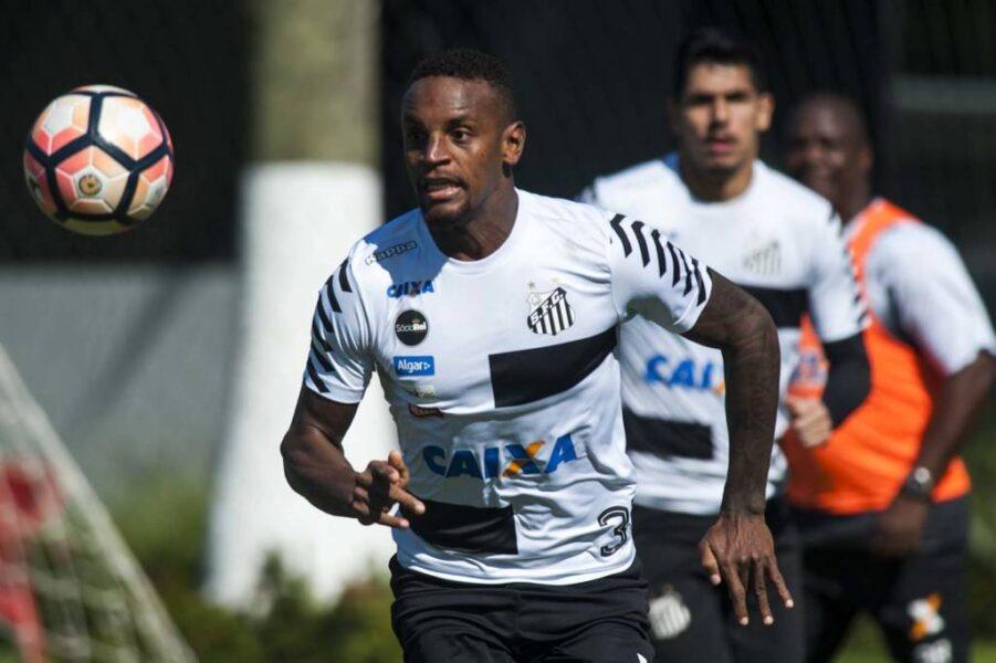 Ponte Preta anuncia retorno do zagueiro Cléber Reis, que pertence ao Santos