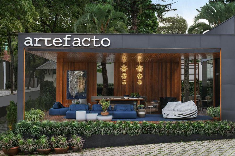 Artefacto Curitiba traz a natureza para novas vitrines