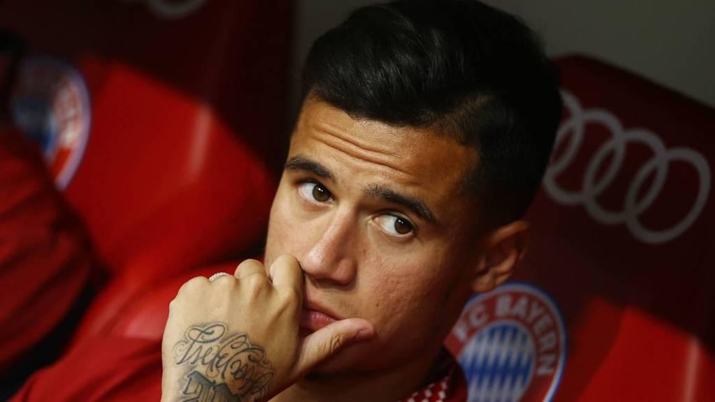 Desempenho de Coutinho na Champions pode definir seu futuro no Bayern
