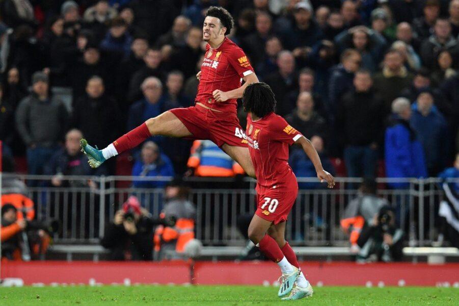 Liverpool vence clássico contra o Everton e avança na Copa da Inglaterra