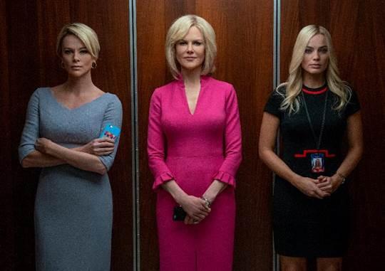 'O Escândalo' com Charlize Theron, Nicole Kidman e Margot Robbie ganha primeiro teaser