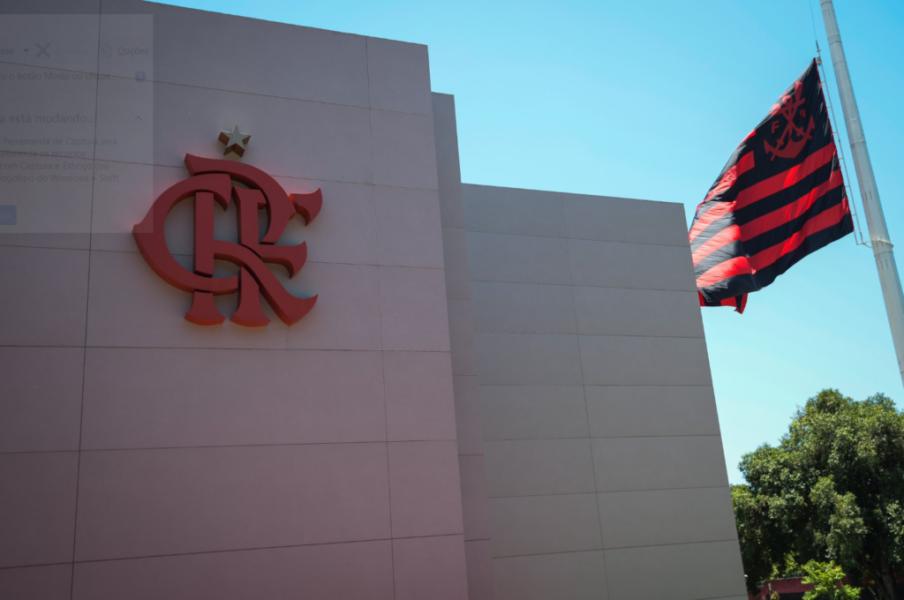 Flamengo emite nota sobre acusação de empresa na Justiça