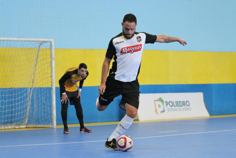 Magnus fará dois amistosos com o River Plate em Sorocaba