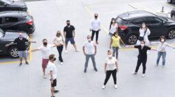 Projeto 'Juntos Somos Mais Arq' comemora doações arrecadadas