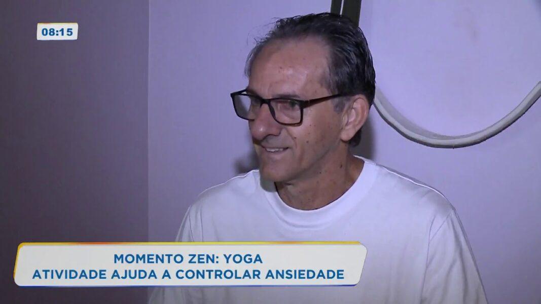 Momento zen: Yoga