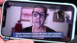 Estudo em Curitiba avalia uso da Cloroquina