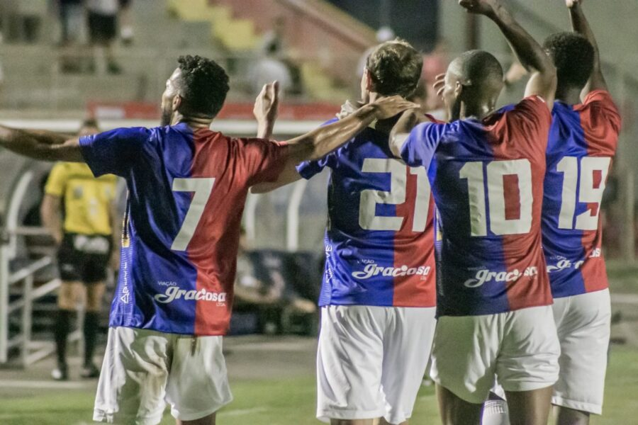 Copa do Brasil: Paraná Clube conquista vaga na 3ª fase da competição