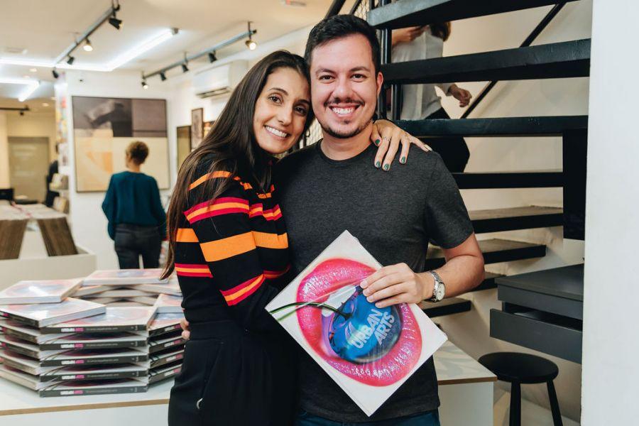 Urban Arts Curitiba celebra 10 anos da rede de galerias de arte