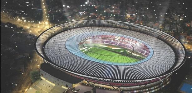 Há 13 anos São Paulo apresentava projeto para Morumbi sediar Copa do Mundo de 2014