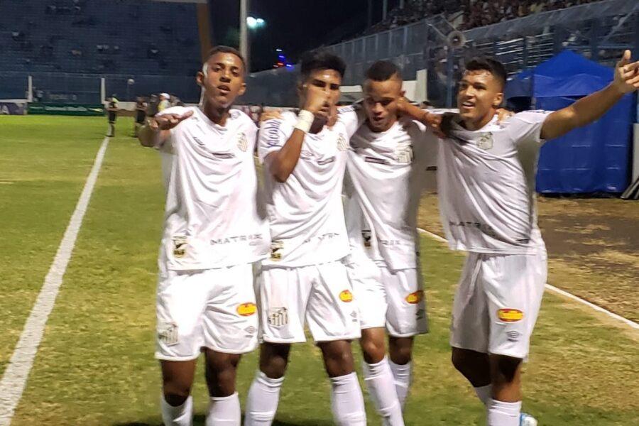 Santos busca novo triunfo na Copinha diante do Olímpico