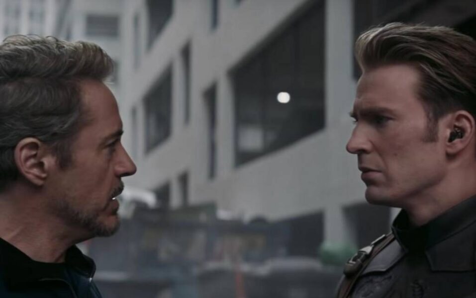 Vingadores: Ultimato – Diretores compartilham último dia de Robert Downey Jr. e Chris Evans no set